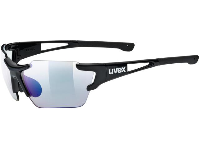 UVEX Sportstyle 803 Race VM Sportglasses black/blue